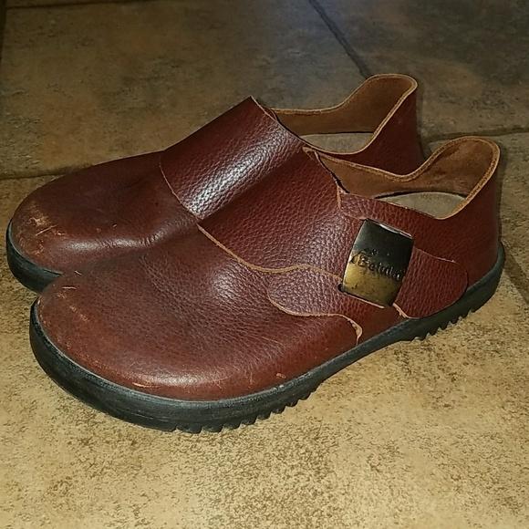 5e983fc7e5dee0 Birkenstock Shoes - Birkenstock Betula sz 39 brown leather shoes